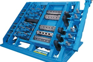 """<div class=""""bildtext_en"""">The time-tested Progress rotor straightening technique ensures rapid and constant straightening of the bars from coil</div>"""