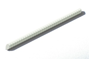 "<div class=""bildtext_en"">Schöck Isolink type TA-H is a façade fastener made of glass fiber composite for core-insulated concrete walls</div>"