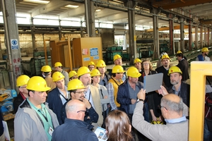 """<div class=""""bildtext_en"""">Along with cultural highlights, several precast factory visits are on the agenda of the Technical Mission to Italy</div>"""