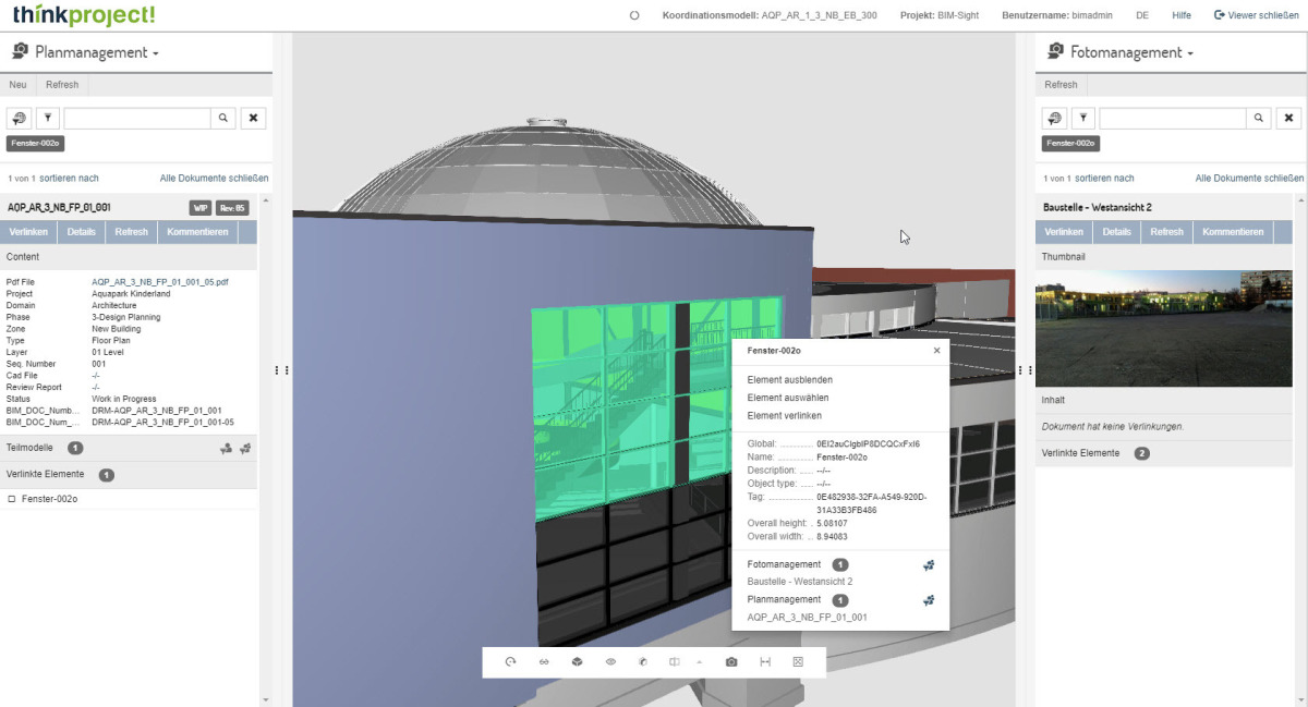 BIM Software: Visualizing, checking and coordinating BIM