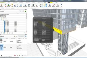 "<div class=""bildtext_en"">BIM Model Checkers allow for automated evaluation of specific precast concrete elements, for example </div>"