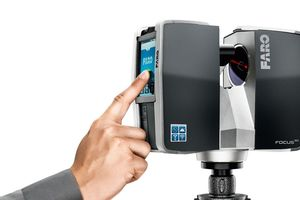 """<div class=""""bildtext_en"""">3D laser scanners can capture large areas and complex structures, therefore, they have become standard in the construction sector </div>"""