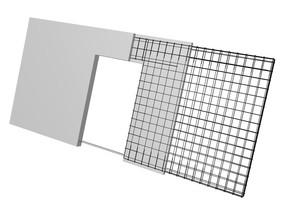 """<div class=""""bildtext"""">… mit Aussparungen für Fenster- und Türöffnungen gewinnen kontinuierlich an Bedeutung</div>"""