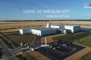 "<div class=""bildtext_en"">General view of the new production plant in Vernouillet, France</div>"