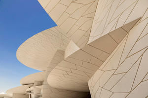 """<div class=""""bildtext_en"""">Fig.: National Museum of Qatar</div>"""