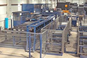 """<div class=""""bildtext"""">Gittermattenproduktion mit einer PL AKK Maschine bis 12 mm</div>"""