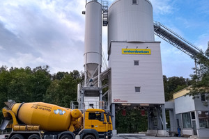 "<div class=""bildtext_en"">Union-Beton is now replacing its long-existing plant facilities in Ludwigsburg by the modern SBM Towermix D9-Serie </div>"
