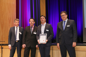 "<div class=""bildtext_en"">The happy winner of the second prize was Vollert Anlagenbau</div>"