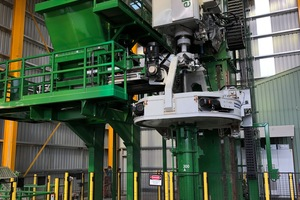 """<div class=""""bildtext_en"""">Ideal for the mass production of round pipe, the HawkeyePedershaab ePak machine produces a high-quality pipe with an exceptionally smooth surface and is ideally suited for the production of thin-walled pipe</div>"""