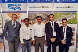 "<div class=""bildtext_en""><irspacing style=""letter-spacing: -0.03em;"">Gagliardi Gian Piero, Owner of Nordimpianti, Prabakar sakthivel, Beaver Precast Gulf Maintenance Manager, Karthikeyan Nair, Beaver Precast Gulf Deputy General Manager, Gabriele Falchetti MCT Italy, MCT Italy Middle East Sales Director and Sterzi Paolo, Bianchi Casseforme Middle East Sales Director (from left to right)</irspacing></div>"