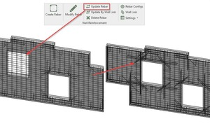"""<div class=""""bildtext_en"""">Aga CAD is proud to introduce BIM tools that generate detailed reinforcement for concrete walls and beams in Revit</div>"""
