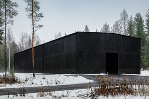 """<div class=""""bildtext_en"""">The barrel storage facility of the Kyrö Distillery is the storage building of the world's northernmost gin and whisky distillery</div>"""