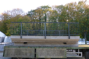 """<div class=""""bildtext_en"""">… and complete precast concrete bridges for agricultural and community roads as well as for hiking and cycling trails</div>"""