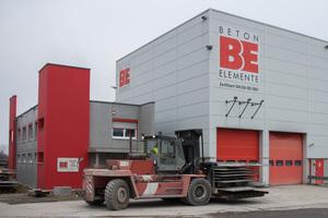 """<div class=""""bildtext_en"""">BE Beton-Elemente has its headquarters in Steisslingen, near the city of Singen in the Lake Constance region in Germany</div>"""