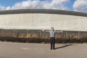 """<div class=""""bildtext_en"""">149 feet long and&nbsp;weigh 141,000 pounds bridge girder, produced&nbsp;by Gage Brother</div>"""