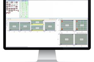"""<div class=""""bildtext"""">Palettenbelegung: mit Ebos gelingt es, eine Vielzahl von Software-Teillösungen durch ein einziges perfekt integriertes System zu ersetzen</div>"""