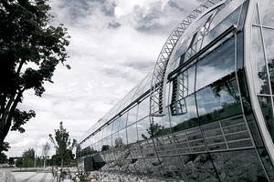"""<div class=""""bildtext"""">Globales F&amp;E-Zentrum der MBCC Group in Trostberg, Deutschland</div>"""