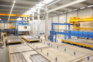 "<div class=""bildtext_en"">Kaczmarek is now manufacturing lattice girder floors and double walls with and without insulation of the highest quality with the new carousel plant</div>"