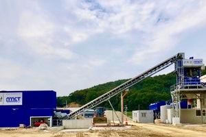 """<div class=""""bildtext"""">Das erste Projekt von Jisan Engineering Co. Ltd.: das Kühllager der Firma Namsa</div>"""