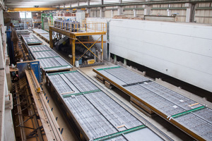"""<div class=""""bildtext_en"""">The compact circulation system from 1994 is specialized in production of Filigran floor slabs</div>"""