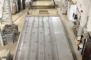 """<div class=""""bildtext_en"""">View of the production of the precast concrete producer managed in the fourth generation by Mag. Simone Oberndorfer since March 2020</div>"""