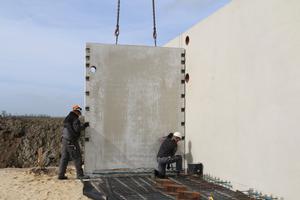 """<div class=""""bildtext_en"""">Rapid construction of the biogas plant in Jemgum</div>"""