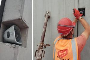 "<div class=""bildtext_en"">Construction works on the Hilton Garden Inn in London</div>"