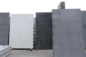 """<div class=""""bildtext_en""""><irspacing style=""""letter-spacing: 0.01em;"""">Blending the pigments with the concrete constituents creates high-quality colored architectural concrete</irspacing></div>"""