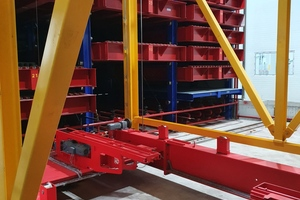 """<div class=""""bildtext_en"""">The Vario Cure curing chambers, modern storage and retrieval units and reliable transport and loading sequences all use cutting-edge technology</div>"""