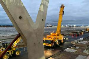 """<div class=""""bildtext"""">Auf der ehemaligen Rhein-Main Air Base entsteht das neue Terminal 3</div>"""