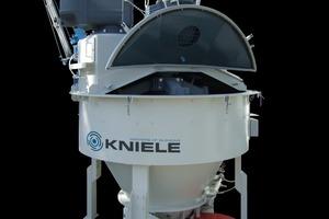 """<div class=""""bildtext"""">Die Entwicklung des Kniele Konus-Mischers KKM ist einer der Meilensteine der letzten 30 Jahre</div>"""
