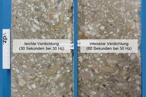 """<div class=""""bildtext"""">Verschiedene Verdichtungsintensitäten</div>"""