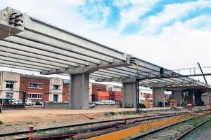 """<div class=""""bildtext"""">Das Brückenbauprojekt hat ein Investitionsvolumen von ca. USD120Mio.</div>"""