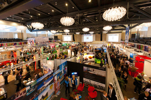 """<div class=""""bildtext_en"""">About 650 attendees and about 70 exhibitors are expected</div>"""