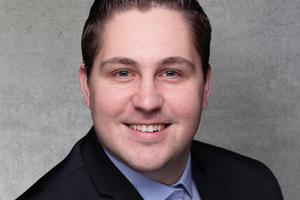 """<div class=""""bildtext_en"""">Denny Bakirtzis, Projekt Manager of FBF Betondienst GmbH and Building Congress Forum</div>"""