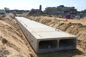 """<div class=""""bildtext_en"""">A sophisticated stormwater management system delivered by Berding Beton prevents flooding in the city of Oldenburg</div>"""