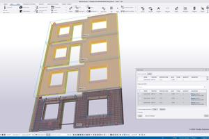 """<div class=""""bildtext"""">Zeit sparen und Nacharbeiten reduzieren mit dem neuen Stapel-Editor in Tekla Structures 2021. Diese Funktion eignet sich hervorragend für die Bearbeitung von Projekten mit repetitiven Strukturen</div>"""
