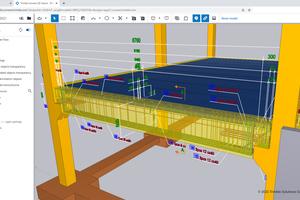 """<div class=""""bildtext"""">Das neue Tool für Betontreppen ermöglicht die problemlose und einfache Modellierung beliebiger Treppenformen</div>"""