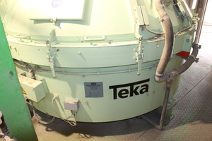 """<div class=""""bildtext_en"""">The heart of the new plant are two Teka high-performance turbine mixers with an output of 1.1 m³</div>"""