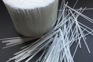"""<div class=""""bildtext_en"""">The newly developed SikaFiber Force macro polymer fiber improves the load-bearing capacity of concrete and reinforces concrete up to the surface</div>"""