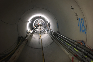 """<div class=""""bildtext_en"""">The pipe dimensions and the installation depth of 30 m presented another challenge</div>"""