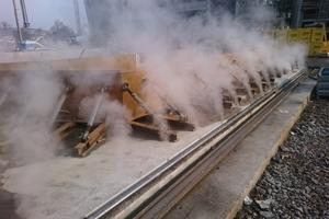 """<div class=""""bildtext"""">Die eingesetzten Dampfgeneratoren von Curetec erzeugten innerhalb von Sekunden Dampf</div>"""