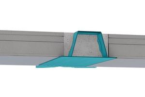 "<div class=""bildtext_en"">Slim-floor construction using the DeltaBeam running flush with the floor</div>"