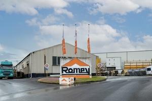 "<div class=""bildtext_en"">Romey Baustoffwerke operates its headquarters in Plaidt </div>"
