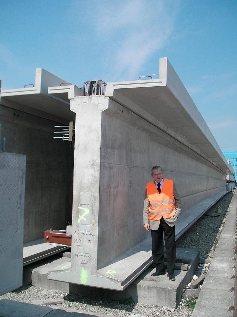 Pre Stressed Cement Concrete : Concrete plant precast technology