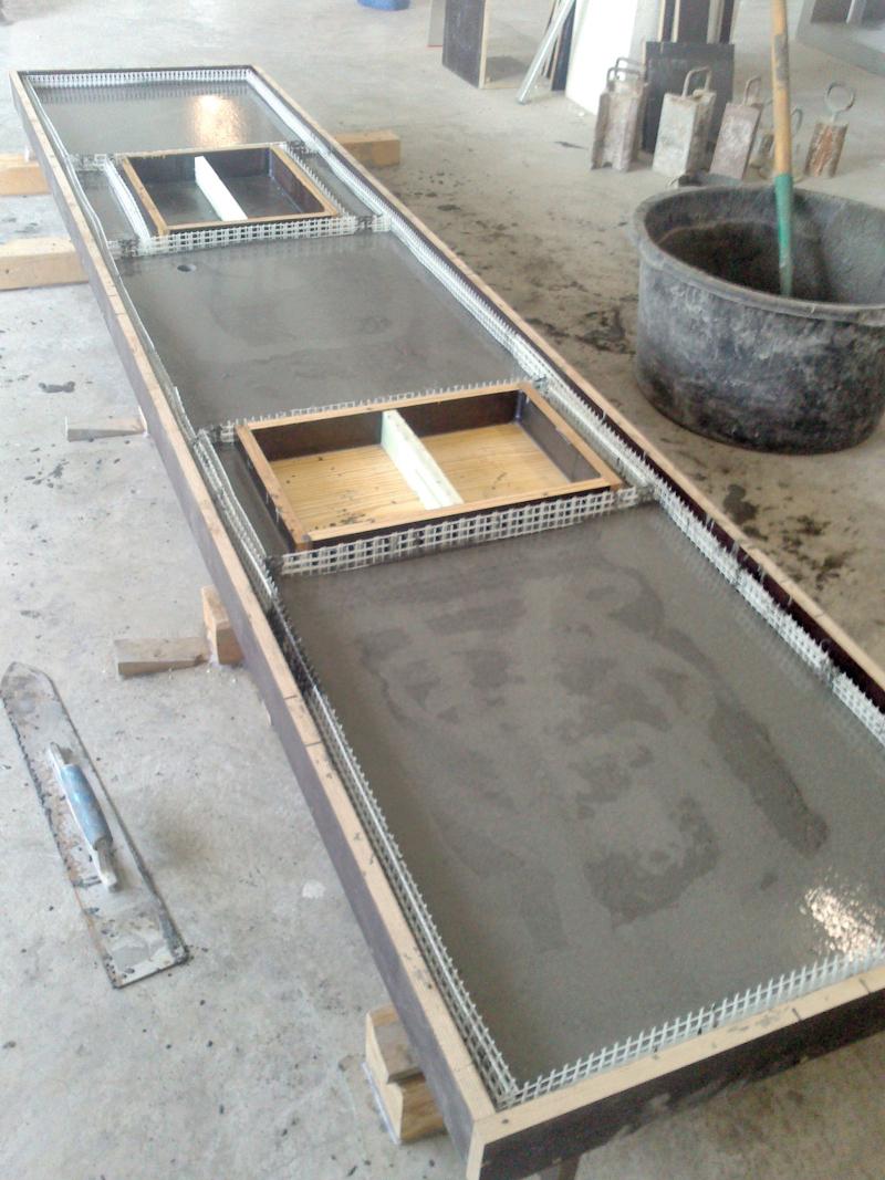 Betonwerk Fertigteil Technik
