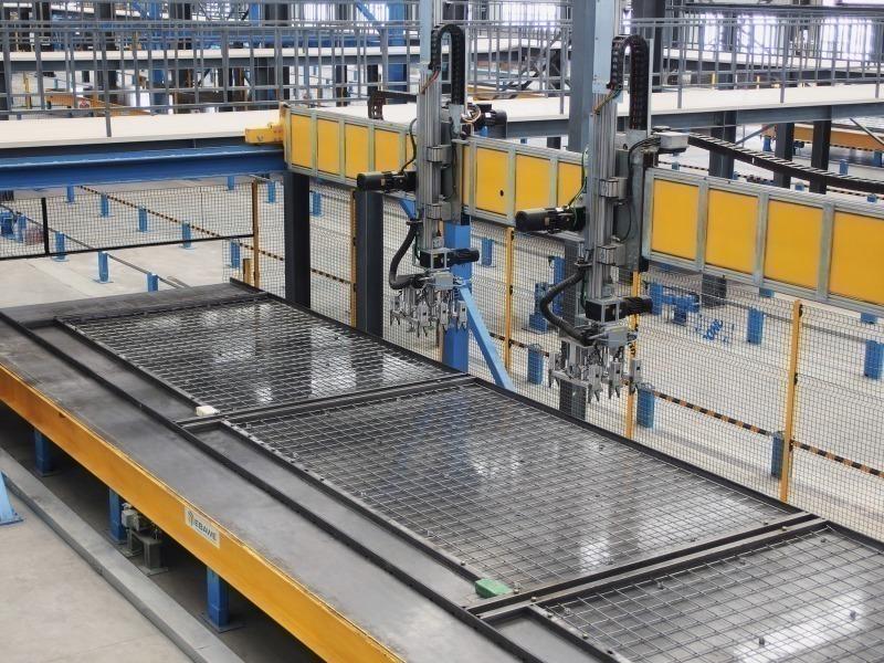 Concrete Production Plant : Concrete plant precast technology