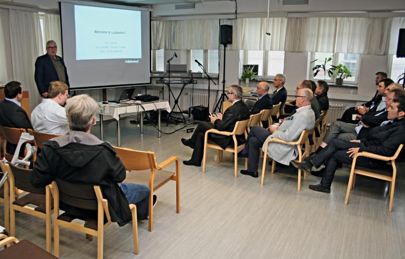 Lujabetoni Hämeenlinna