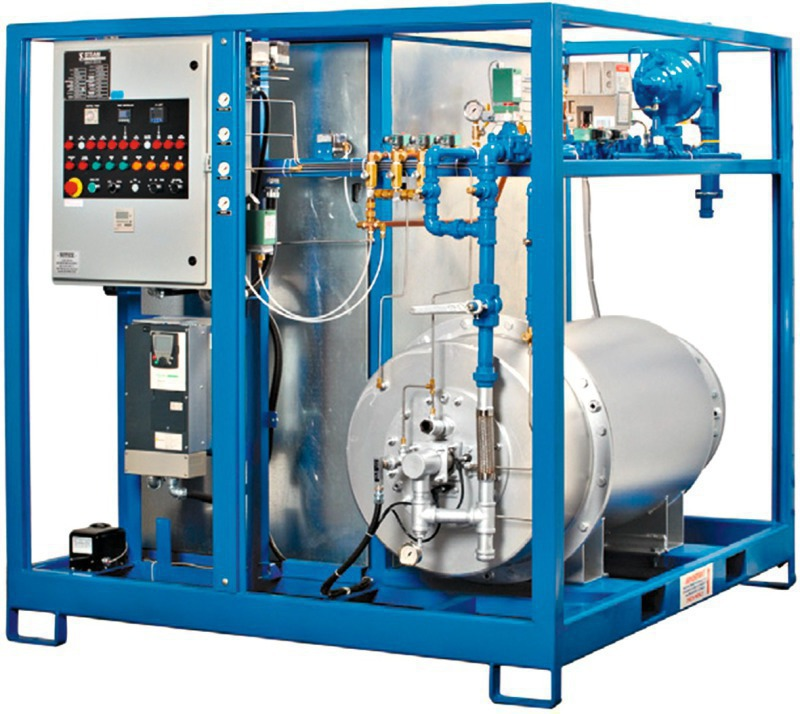 парогенератор промышленный купить в новосибирске
