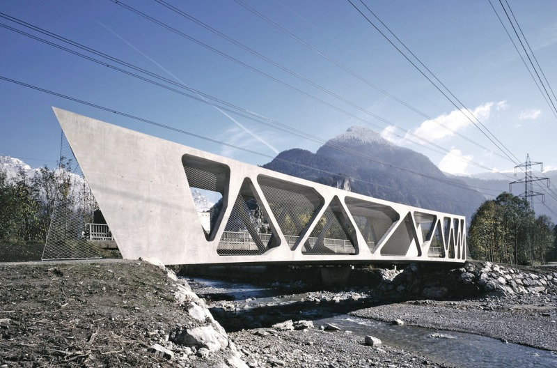 Truss Structures Made Of Reinforced Concrete Elements